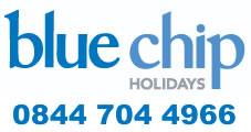Blue Chip Holidays 0844 704 4966