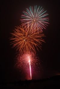 Bonfire and Firework Displays