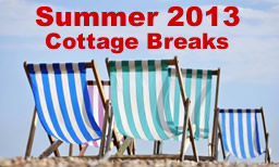 2013 summer holiday cottages